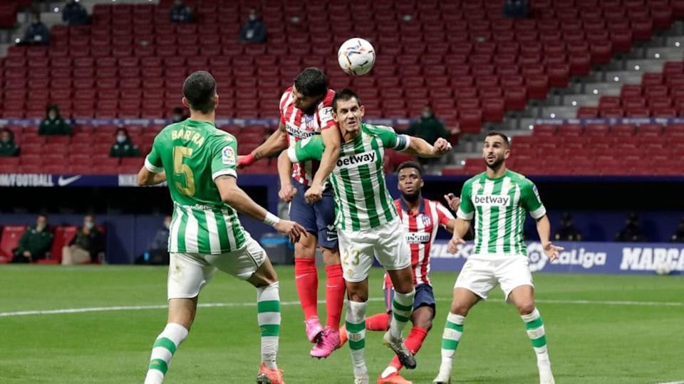 Atlético de Madrid Vs Betis, jornada 7 | Gonzalo Arroyo Moreno/Getty Images