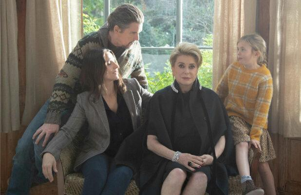 'The Truth' Film Review: Catherine Deneuve and Juliette Binoche Grapple With Honesty and Each Other