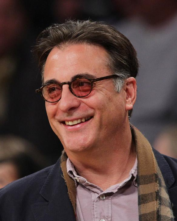 Andy Garcia was born with a conjoined twin attached to his shoulder. It was surgically removed.