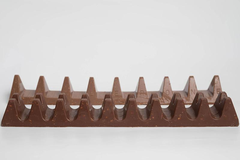 Poundland's alternative to Toblerone reportedly weighs more, but the launch is now delayed: PA Wire/PA Images