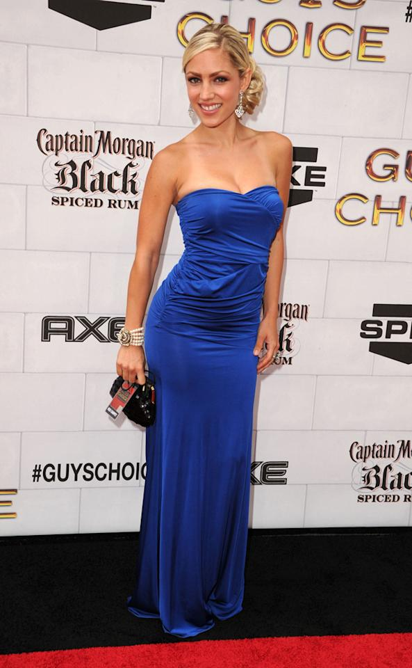"""Jade Bryce attends Spike TV's 6th Annual """"Guys Choice"""" Awards at Sony Studios on June 2, 2012 in Los Angeles, California."""