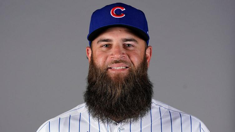 Cubs coach Mike Napoli back with team after recovering from COVID-19