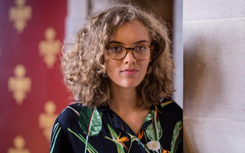 Ruby Tandoh raged against 'fatphobic' celebrity chefs and 'superfood shills' - Andrew Crowley
