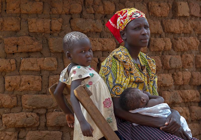 Rose Akurut, a mother of five, in Uganda was chased away by her husband who then demanded a refund of the bride price he paid to marry her