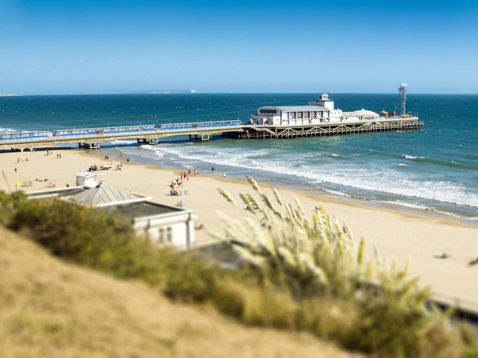 Victorian splendour awaits in Bournemouth: iStock