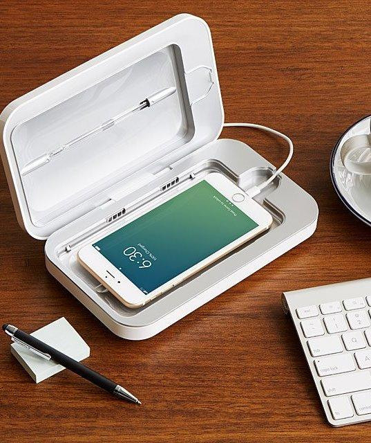 This Germ-Destroying Gadget Is the Perfect Present for All of Your Neatnik Friends