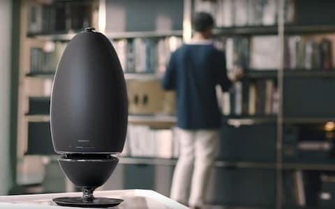 Samsung R7 wireless speaker - Credit: Samsung/Youtube