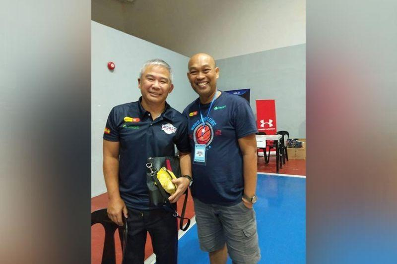 Albert Alocillo takes over as head of Don Bosco Greywolves' basketball program