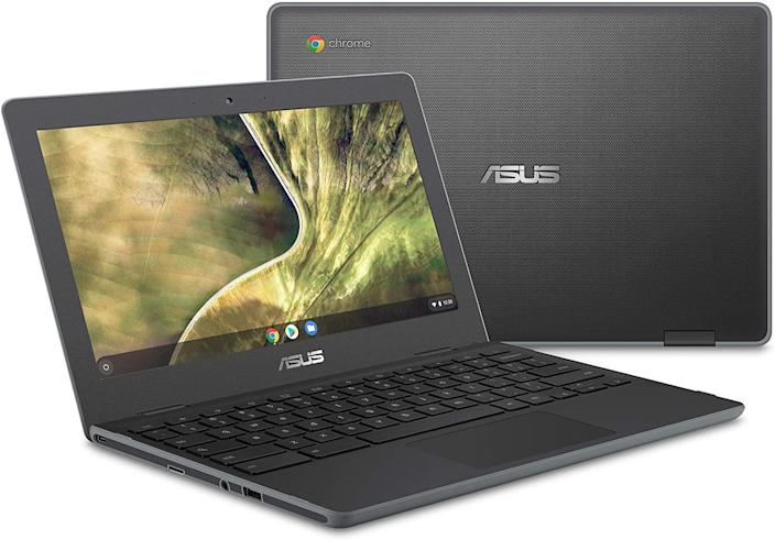 ASUS Notebook C204EE-YS01-GR. Image via Amazon.