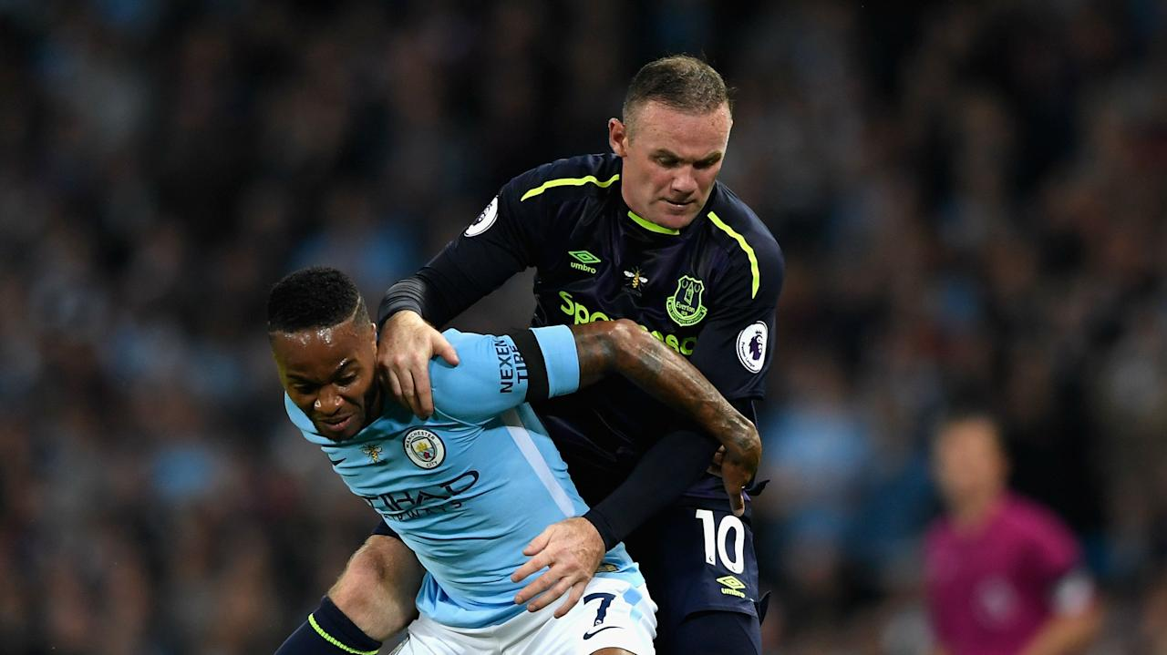 The Everton boss was full of praise for the England star on a milestone night against Manchester City