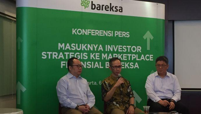 Bareksa raises funding from Doku investor Gemilang Dana Sentosa; appoints ex-Deputy Minister of Finance Mahendra Siregar as President Commissioner