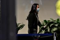 Huawei Technologies Chief Financial Officer Meng Wanzhou leaves court in Vancouver