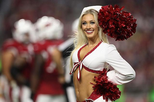 Being an NFL cheerleader isn't always glamorous. These are the X things you didn't know about NFL cheerleaders
