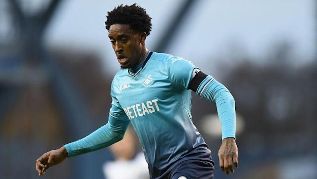 <p><strong>Times home kit worn: 33</strong></p> <p><strong>Times away kit worn: 5</strong></p> <p><strong>Times third kit worn: N/A</strong></p> <br><p>The Swans are one of four teams that didn't even have a third kit last season, but the team from South Wales still only played in their blended blue design on five occasions during the 2016/17 campaign.</p>