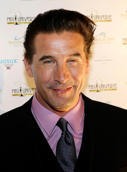 William Baldwin features in adventure flick 'S.O.S: Survive or Sacrifice' (AFP Photo/Ethan Miller)