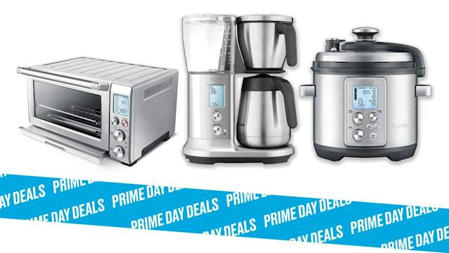 Photo Illustration by Elizabeth Brockway/The Daily Beast * Save up to 33% on top-rated Breville smart kitchen tech. * Sale includes several precision coffee brewers, several smart compact ovens, and a multi-function pressure cooker. * Shop the rest of our other Prime Day deal picks here. Not a Prime member yet? Sign up here.When countertop kitchen tech delivers both high-quality function and very stylish aesthetic, you're onto something. That's exactly what Breville brings to the table. And several of Breville's highest rated products on Amazon are on deep sale for Prime Day. Upgrade your kitchen with these models. | Shop on Amazon >Let Scouted guide you to the best Prime Day deals. Shop Here >Scouted is internet shopping with a pulse. Follow us on Twitter and sign up for our newsletter for even more recommendations and exclusive content. Please note that if you buy something featured in one of our posts, The Daily Beast may collect a share of sales.Read more at The Daily Beast.Got a tip? Send it to The Daily Beast hereGet our top stories in your inbox every day. Sign up now!Daily Beast Membership: Beast Inside goes deeper on the stories that matter to you. Learn more.