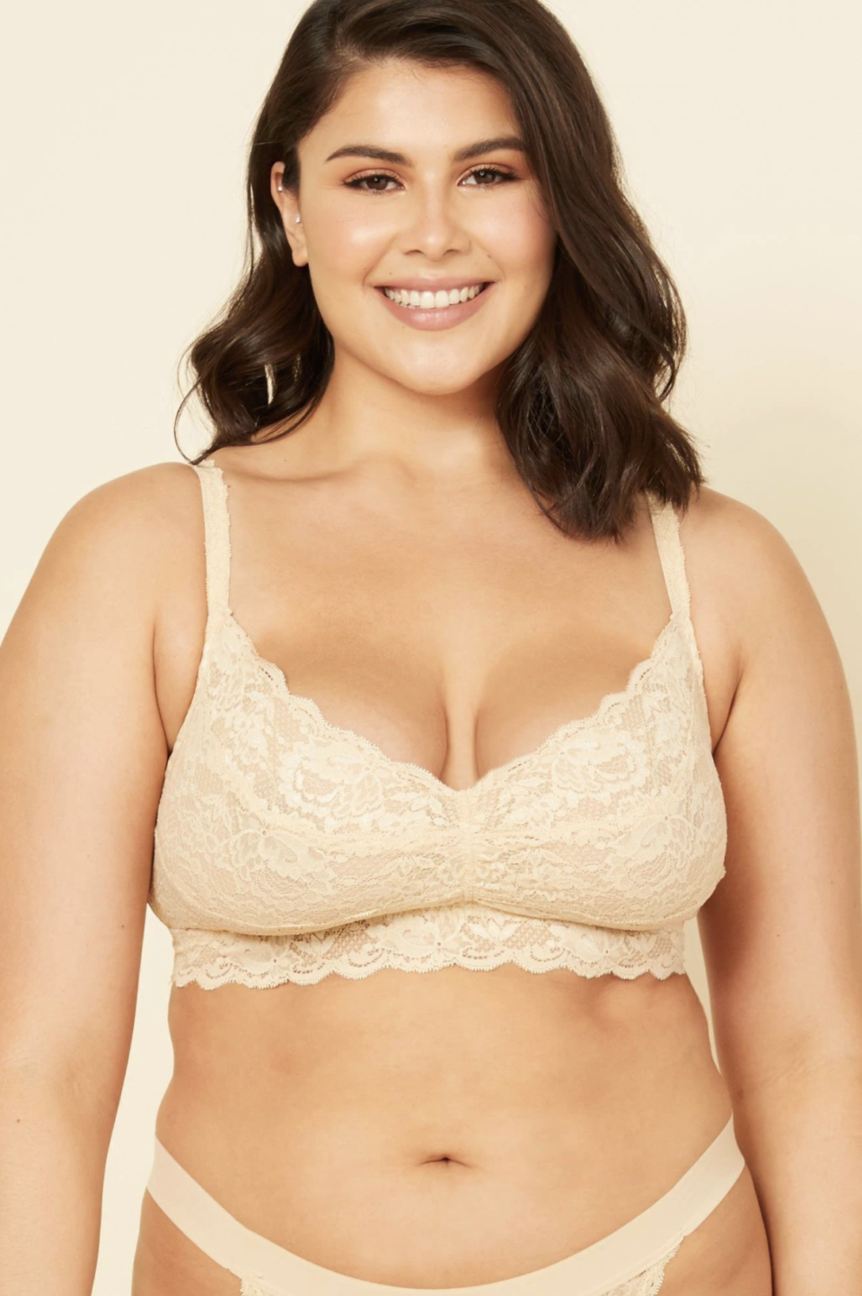 Never Say Never Extended Sweetie Bralette (Photo via Cosabella)