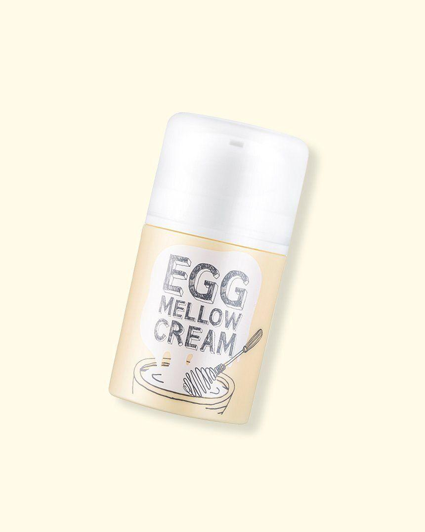 "It's a firming cream, eye cream, neck cream, serum, priming moisturizer and sleeping mask — in one product! Apply this ~eggcellent~ formula whenever your complexion needs a pick-me-up. <br /><br /><strong>Get it from Soko Glam for <a href=""https://go.skimresources.com?id=38395X987171&xs=1&url=https%3A%2F%2Fsokoglam.com%2Fproducts%2Ftoo-cool-for-school-egg-mellow-cream&xcust=HPBeautyProducts6075ec5be4b0fcee71a35a6f"" target=""_blank"" rel=""nofollow noopener noreferrer"" data-skimlinks-tracking=""5735076"" data-vars-affiliate=""www.pntrac.com"" data-vars-campaign=""beautymissingoutSultana10-09-20-5735076-"" data-vars-href=""https://www.pntrac.com/t/TUJGRk1NR0JGTEZOR0ZCRktORkVM?sid=beautymissingoutSultana10-09-20-5735076-&url=https%3A%2F%2Fsokoglam.com%2Fproducts%2Ftoo-cool-for-school-egg-mellow-cream"" data-vars-keywords=""skincare"" data-vars-link-id=""16444424"" data-vars-price="""" data-vars-product-id=""21002480"" data-vars-product-img=""https://cdn.shopify.com/s/files/1/0249/1218/products/9.30Soko-Glam-PDP-Too-Cool-For-School-Egg-Mellow-Cream_160x160.jpg?v=1602176161"" data-vars-product-title=""Egg Mellow Cream"" data-vars-redirecturl=""https://sokoglam.com/products/too-cool-for-school-egg-mellow-cream"" data-vars-retailers=""Soko Glam,sokoglam"" data-ml-dynamic=""true"" data-ml-dynamic-type=""sl"" data-orig-url=""https://www.pntrac.com/t/TUJGRk1NR0JGTEZOR0ZCRktORkVM?sid=beautymissingoutSultana10-09-20-5735076-&url=https%3A%2F%2Fsokoglam.com%2Fproducts%2Ftoo-cool-for-school-egg-mellow-cream"" data-ml-id=""10"">$36</a>.</strong>"