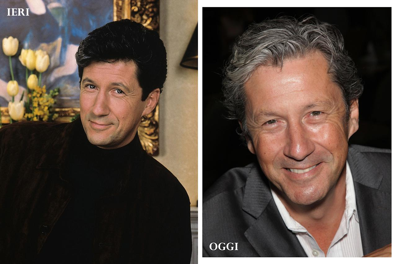 <p><strong>Charles Shaughnessy</strong>, Maxwell Sheffield, attore di successo, <strong>ha recitato in serie tv come The Mentalist</strong> e Mad Man. </p>