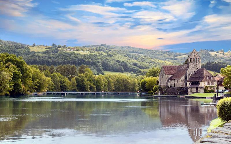 'In our quiet rural town, I felt safe from the virus, until the tourists arrived' - istock