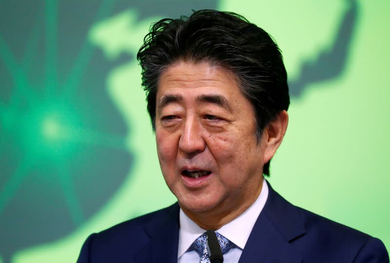 Japan PM puts off visit after unrest in Indian state