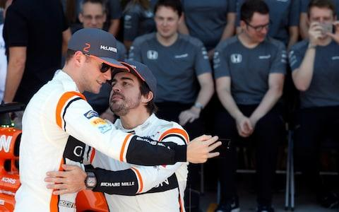 McLaren hoping for F1 glory with Fernando Alonso ahead of new season