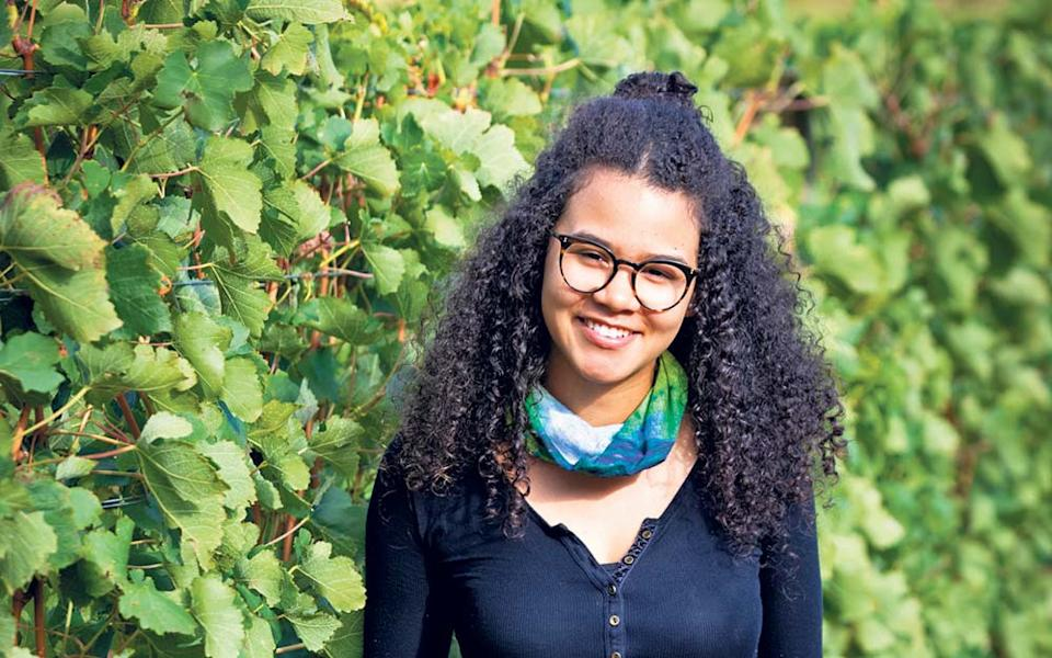 Kiara Scott is leading the way at Brookdale Estate, which makes some 'game-changing' boutique organic wines