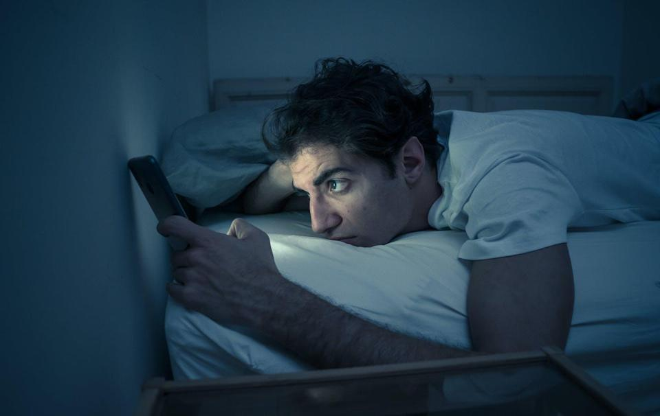 """<span class=""""caption"""">The existence of smartphones has modified social and work expectations so that 24-hour availability is now often considered the norm.</span> <span class=""""attribution""""><span class=""""source"""">(Shutterstock)</span></span>"""
