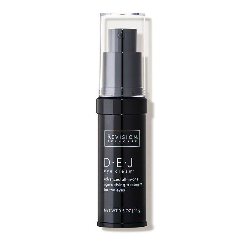 """<p><strong>Revision Skincare</strong></p><p>dermstore.com</p><p><strong>$100.00</strong></p><p><a href=""""https://go.redirectingat.com?id=74968X1596630&url=https%3A%2F%2Fwww.dermstore.com%2Fproduct_DEJ%2Beye%2Bcream_82133.htm&sref=https%3A%2F%2Fwww.harpersbazaar.com%2Fbeauty%2Fg36492774%2Fdermstore-summer-sale-2021%2F"""" rel=""""nofollow noopener"""" target=""""_blank"""" data-ylk=""""slk:Shop Now"""" class=""""link rapid-noclick-resp"""">Shop Now</a></p><p>The skin around your eyes is some of the most delicate on your body, meaning it needs special care. Not only does this eye cream tighten and replenish the skin underneath your eyes, but it works its powers on your lids, too, a rarity in most eye creams. </p>"""