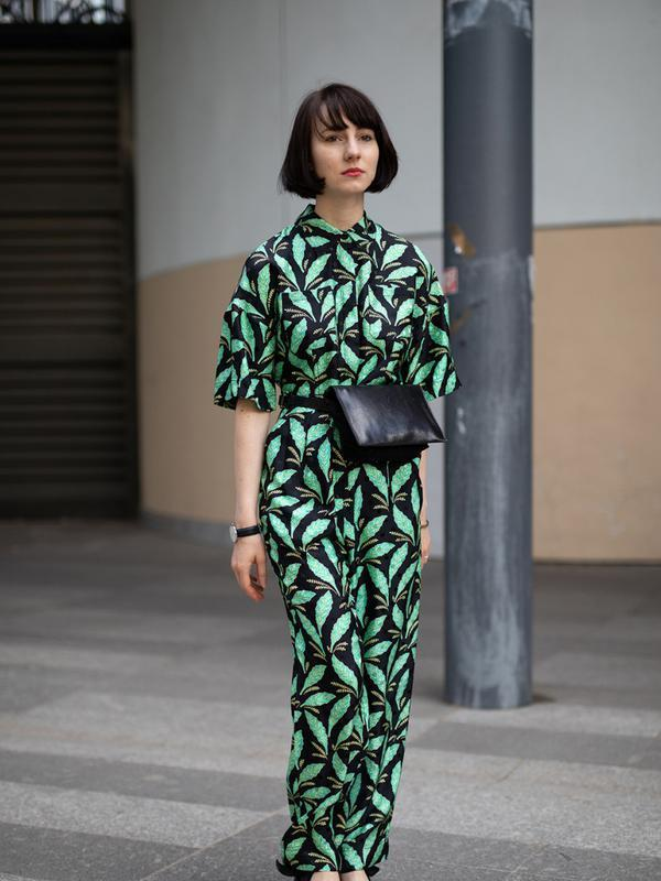 Summer Power Prints Dress - Photo: gettyimages