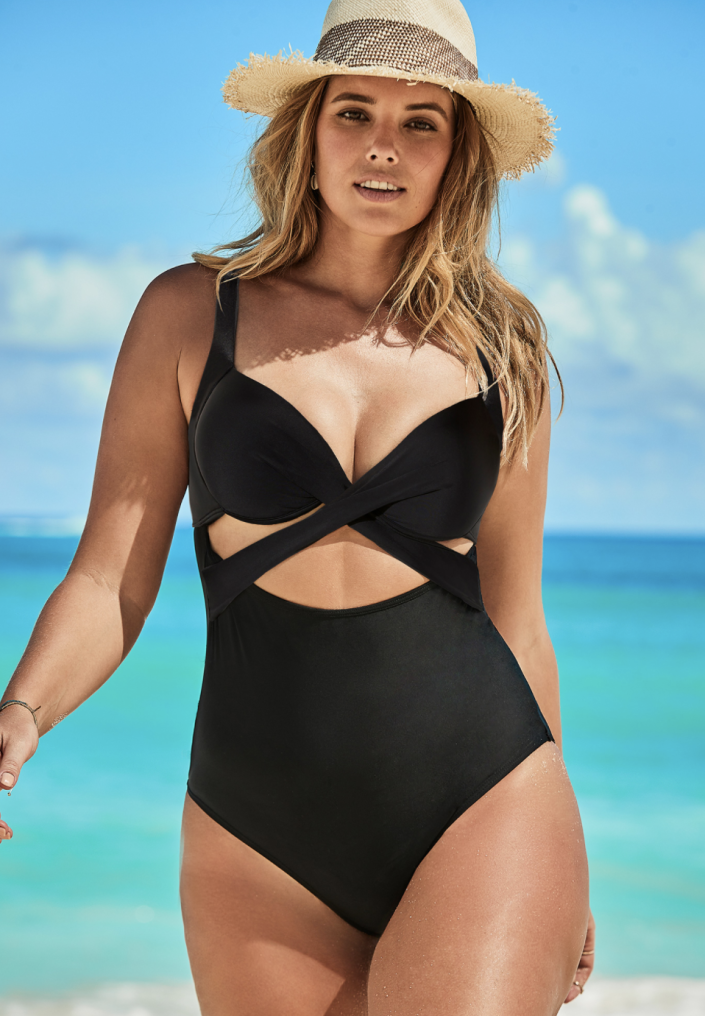 Swimsuits For All.