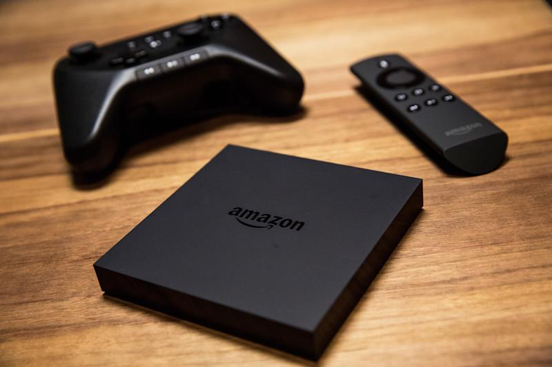 Amazon stops selling the Fire TV in advance of possible new models