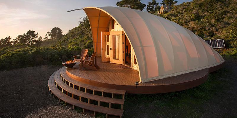 This 1000-square-foot luxury tent costs more than some houses & 1000-square-foot luxury tent costs more than some houses