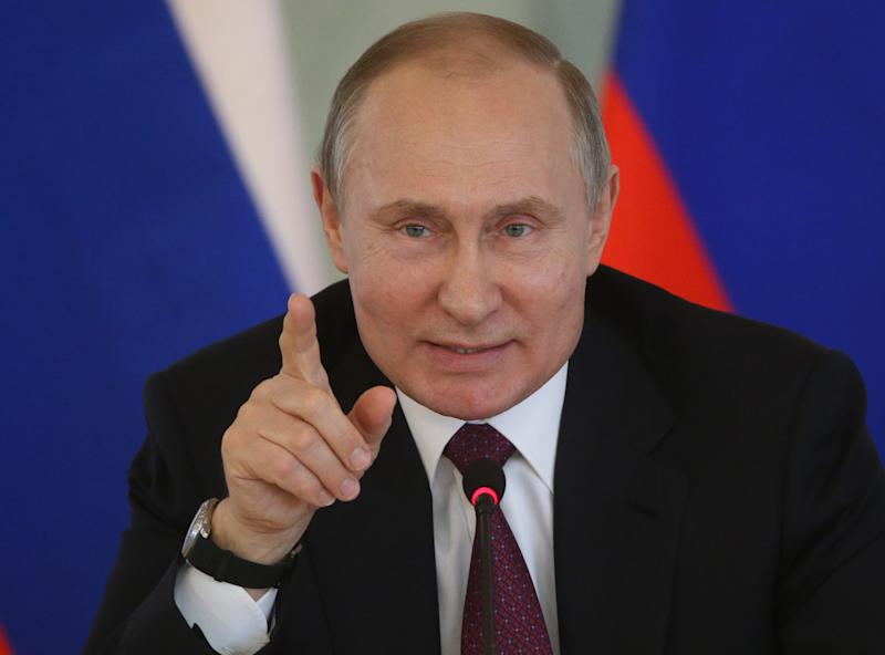 Vladimir Putin Is About to Win a Fourth Term. Here's What He's Promised Russia