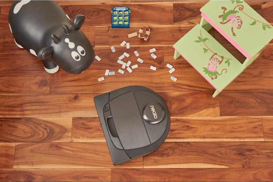Neato Robots has announced that, sometime this fall, a firmware update will add Siri Shortcuts that enable users of its robot vacuums to start, stop, and direct its devices using voice commands.