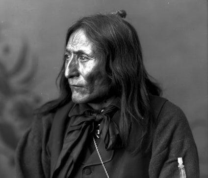 Chief Crowfoot: Provincial Archives of Alberta and Library and Archives Canada