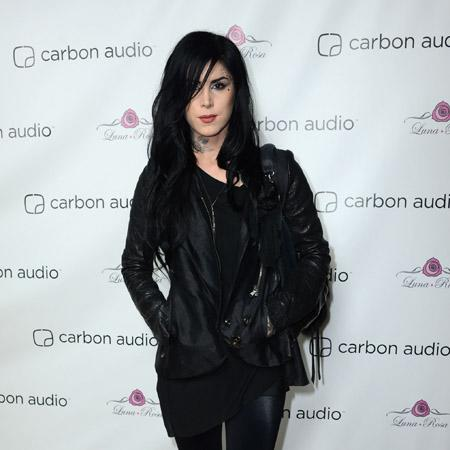 Kat Von D splits from boyfriend