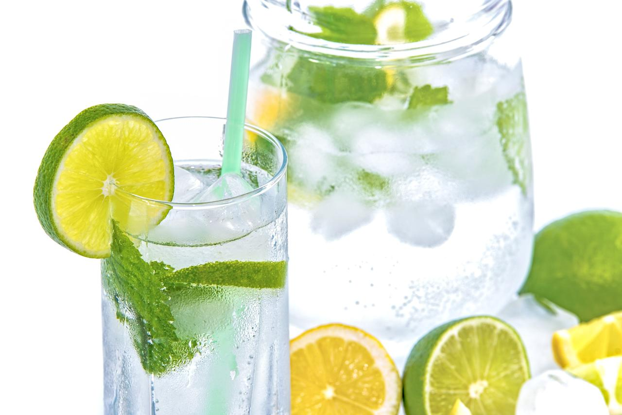 <p>One glass of strained mint water with two drops of lemon works wonders. It acts as a liver cleanser, boosts your metabolism and helps those with a low appetite. </p>