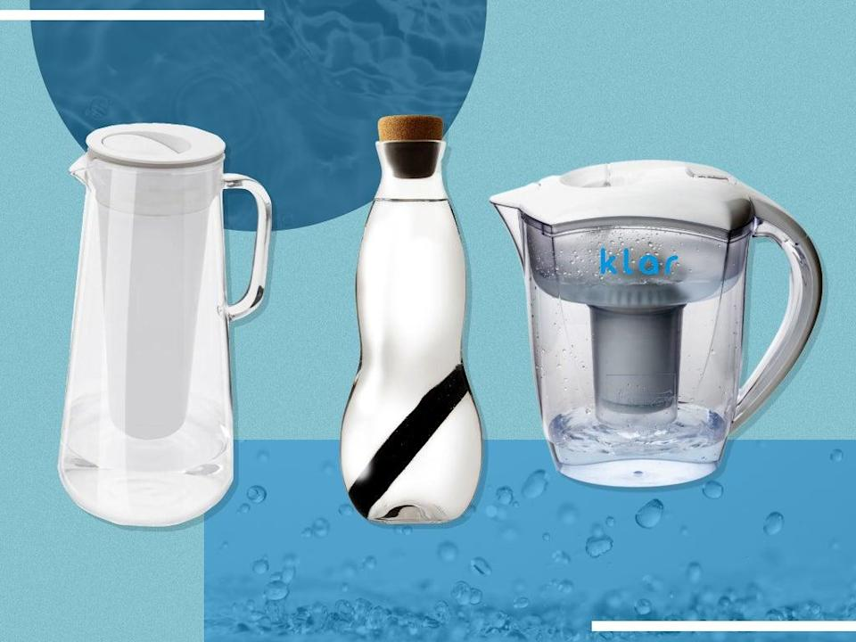 Not only do jugs improve the taste of tap water, but they often work out cheaper than buying individual bottles (iStock/The Independent)