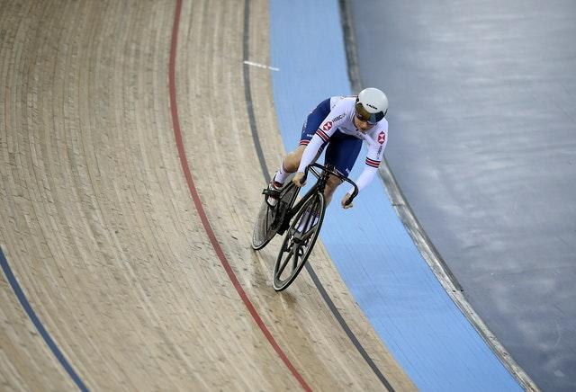 Tissot UCI Track Cycling World Cup – Day Two – Lee Valley VeloPark