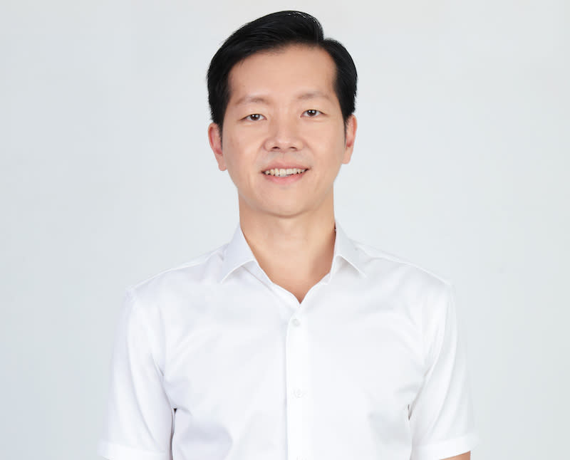 Ivan Lim, 42, was unofficially unveiled as a PAP candidate on Wednesday, 25 June 2020. PHOTO: People's Action Party