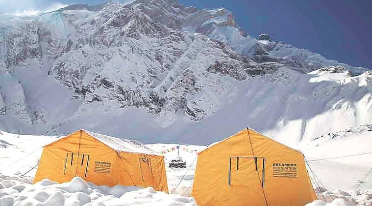 Giripremi team, Giripremi team to climb mountain, Mount Annapurna, Mount Annapura India, Pune news, city news, Indian Express