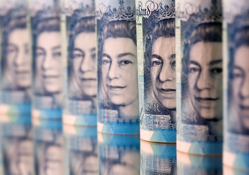 Sterling to regain some lost ground but forecasts slashed - Reuters poll
