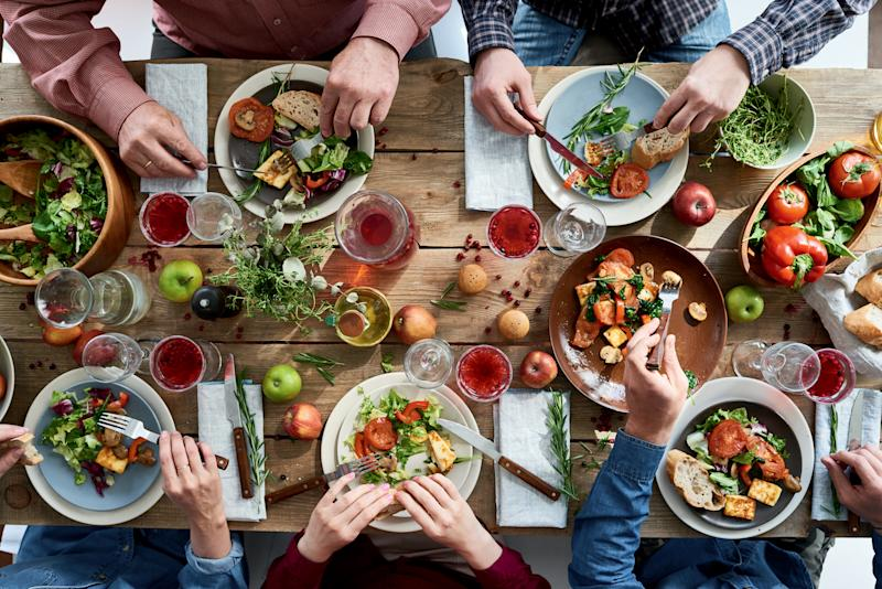 If you've been contemplating veganism, this might be for you. [Photo: Getty]