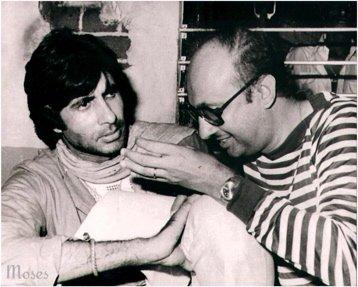 MD with Amitabh Bachchan