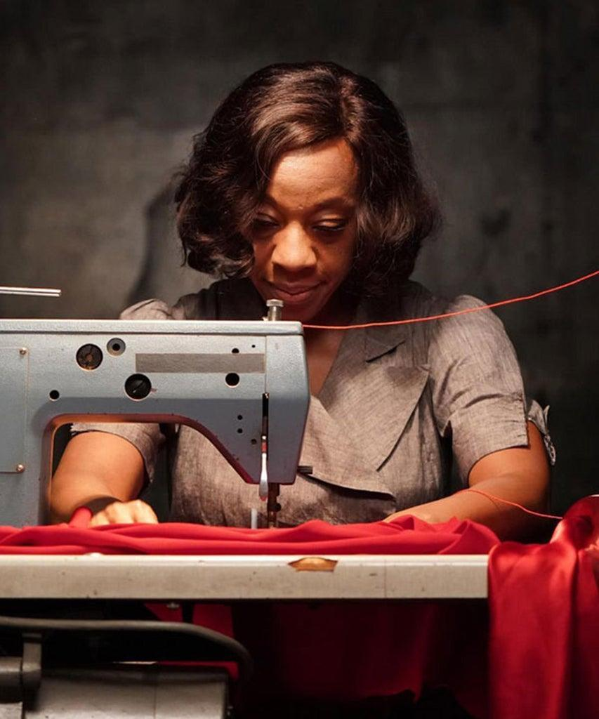 Editorial use only. No book cover usage. Mandatory Credit: Photo by Moviestore/Shutterstock (10780315b) Marianne Jean-Baptiste 'In Fabric' film – 2018 Directed by Peter Strickland