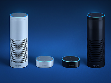 Amazon's Alexa Skills Kit is meant for children below 13 years of age; includes quizzes, trivia, adventure games