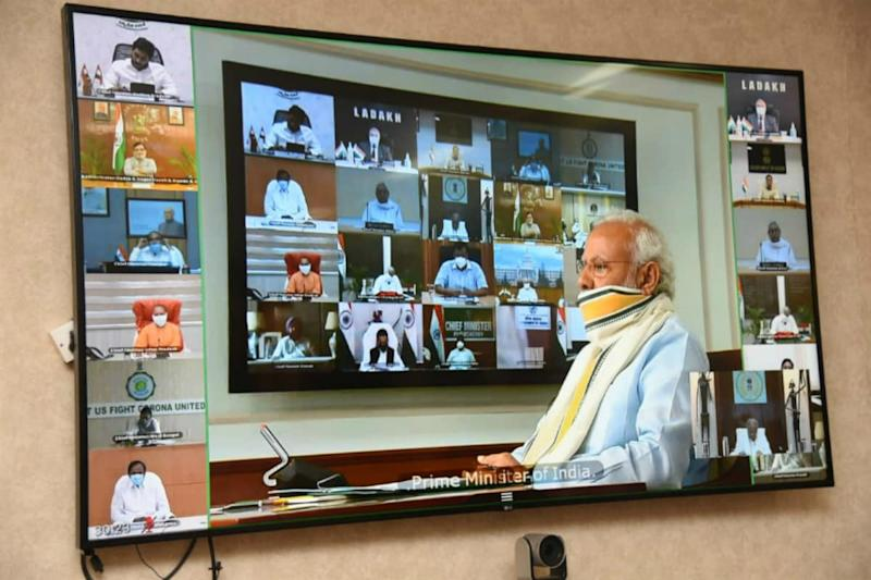 PM Modi to Discuss Coronavirus Situation with CMs of 7 States on September 23