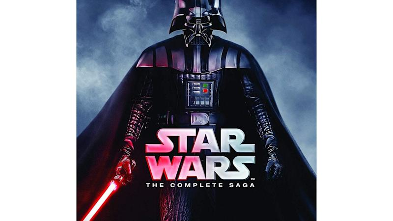 Best gifts for nerds 2019: Star Wars Blu-ray Box Set