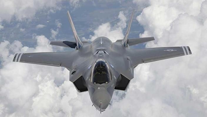 Mideast F-35 Sale Could Give UAE Same Fleet Size As Israel